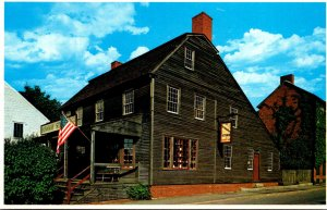 New Hampshire Portsmouth Strawberry Banke The Dunaway Store