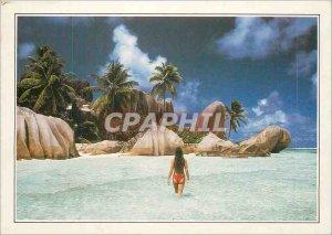 Modern Postcard Seychelles Royale Ande