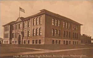 Washington Bellingham North Side High School