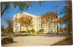 State Office Building Lansing Michigan MI