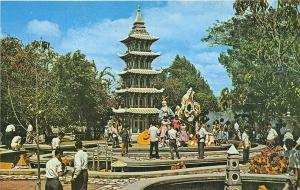 Singapore China A. S. M. K. & Co. Number SC 68 Postcard
