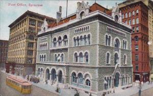 New York Syaucuse Post Office