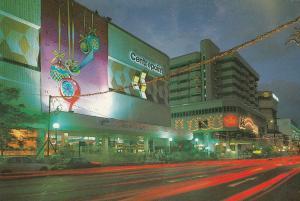 Singapore Cold Storage Centre Point Postcard