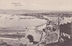 Neutral Ground, GIBRALTAR, 1900-1910s