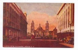 Avedida 20 De Noviembre-Mexico, D.F., 1910-20s