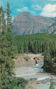 Canada British Columbia Yoho National Park