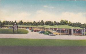 Winter Gardens Motor Hotel , MOBILE , Alabama , 40-60s