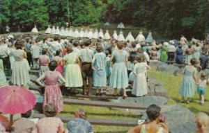 Kentucky Annual Mountain Laurel Festival Pine Mountain State Park