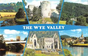 B104353 the wye valley goodrich chepstow symond s yat    uk