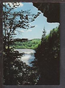 Cumberland Falls Kentucky Postcard BIN