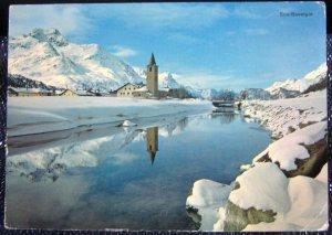 Switzerland Sils-Baselgia - posted 1988