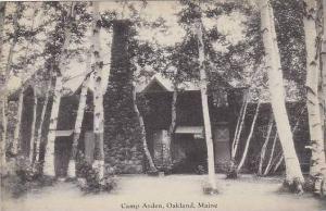 Maine Oakland Camp Arden Artvue