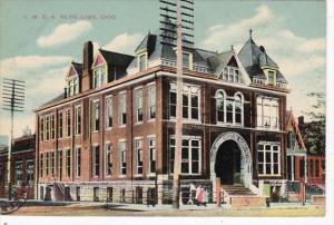 Ohio Lima Y M C A Building 1909