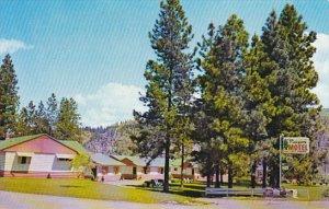 Canada Pinegrove Motel Grand Forks British Columbia