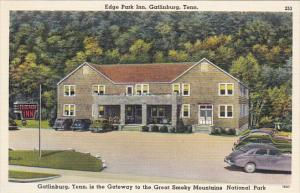 Tennessee Gatlinburg Edge Park Inn