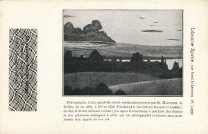 Ghost Photograph, Librairie Spirite, Le Courrier Spirits Belge (1910s) IV