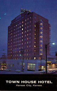 Missouri Kansas City Town House Hotel