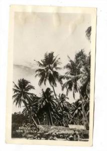 RP, Palm Trees, Natives Of New Guinea, 1920-1940s