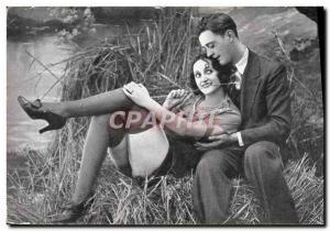 Postcard Modern Female Nude Erotic