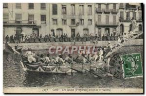 This Old Postcard The preparatory games before meeting