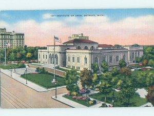 Pre-Chrome SCHOOL SCENE Detroit Michigan MI AH0117