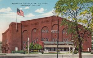 BIRMINGHAM , Alabama , 30-40s ; Auditorium
