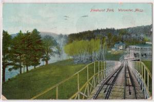 Pinehurst Park, Worcester MA