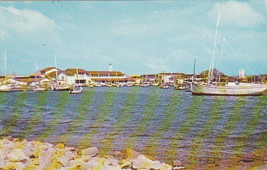 Harbor Aruba Netherlands Antilles