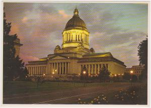 STATE CAPITOL, OLYMPIA, WASHINGTON