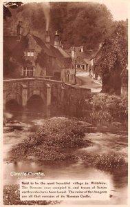 Castle Combe United Kingdom, Great Britain, England Unused