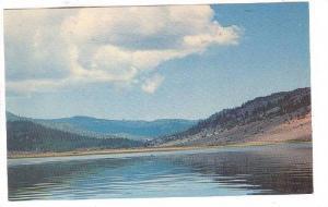 Scenic view, Panguitch Lake, Southern Utah, 40-60s