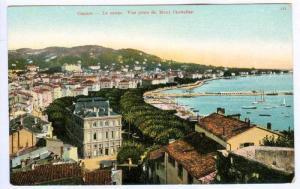 Le Cours, Vue Prise Du Mont Chevalier, Cannes (Alpes Maritimes), France, 1900...
