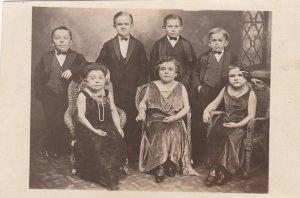 RP: Seven Midget people , 00-10s