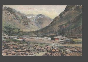 093205 Chile Las Cuevas Cordillera Vintage PC
