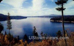 Hayden Lake - Coeur d'Alene, Idaho ID
