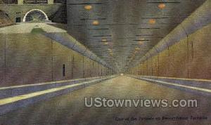 Tunnel Turnpike PA Unused