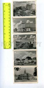 186747 RUSSIA KHABAROVSK Booklet USSR old 8 Photos 1962 year