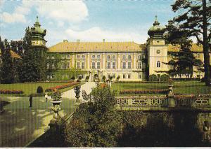 Poland Lancut Zamek