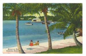 mangrove Bay, Somerset, Bermuda, 30-40s