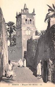 Biskra Algeria, Alger, Algerie Mosquee Sidi Maleck Biskra Mosquee Sidi Maleck