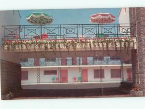 Vintage Post Card Ocean Grove Motor Inn Hotel Camp Mtg Ocean Grove N J   # 3980