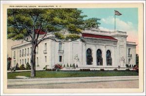 Pan American Union, Washington DC