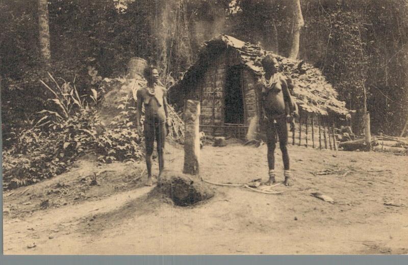 Congo Batitu Native Woman 01.66
