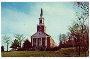 Lorimer Chapel Colby College, Waterville ME