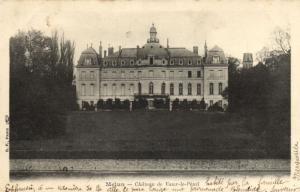 CPA MELUN - Chateau de VAUX-le Penit (171166)
