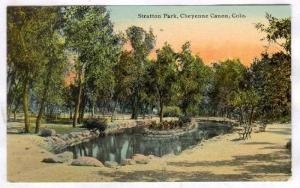 Stratton Park, Cheyenne Canon, Colorado, 00-10s