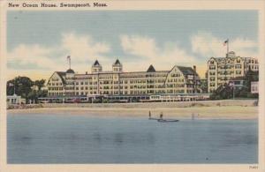 Massachusetts Swampscott New Ocean House