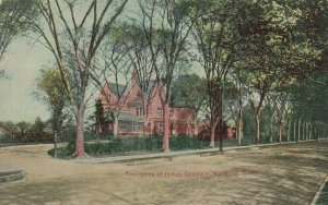 HARTFORD , Connecticut, 1900-10s ; Residence of James Goodwin