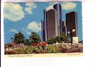 Detroit Renaissance Center, Michigan, Photo John Penrod