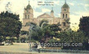 Cathedral Santiago de Cuba 1914